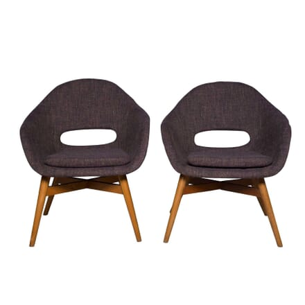 Pair of Frantisek Navratil Chairs CH5355964