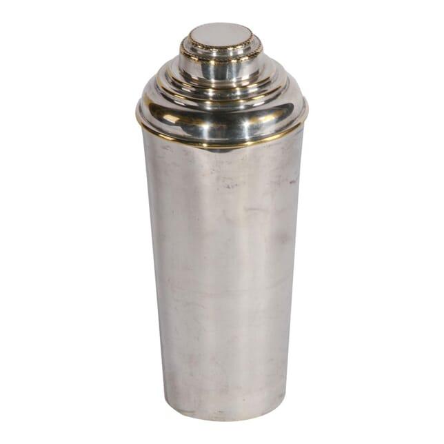Vintage Silver Cocktail Shaker DA150166
