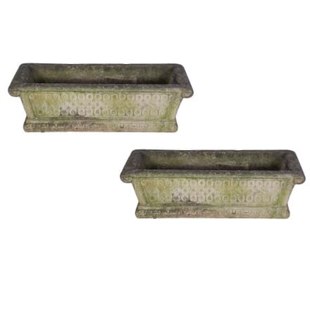 Pair of Cotswold Studio Planters GA2056624