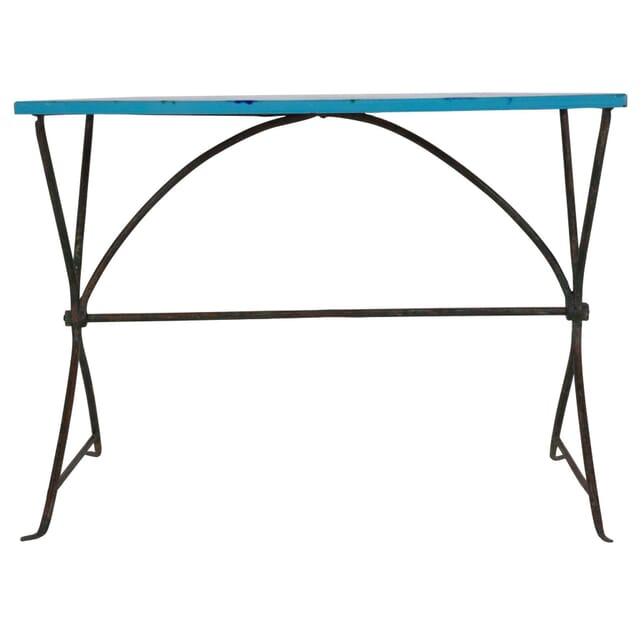 Enamel Top Bistro Table TC158878