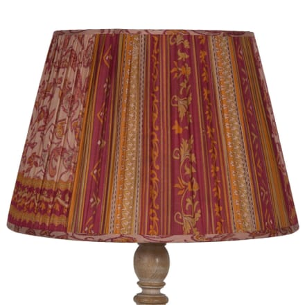 40cm Red Silk Lampshade LS6657560