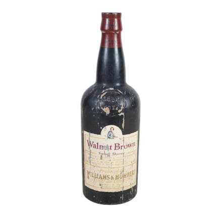 Early 20th Century Advertising Sherry Bottle DA0312878