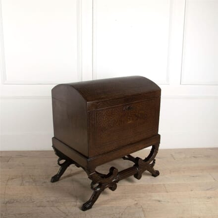 19th Century Chinoiserie Indian Trunk CB0362166