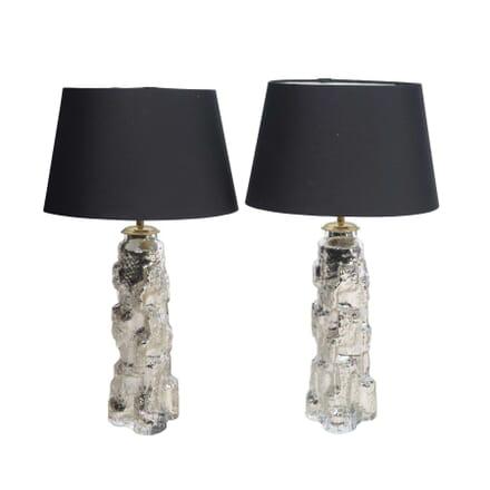 Pair of Swedish Table Lamps LT4356434