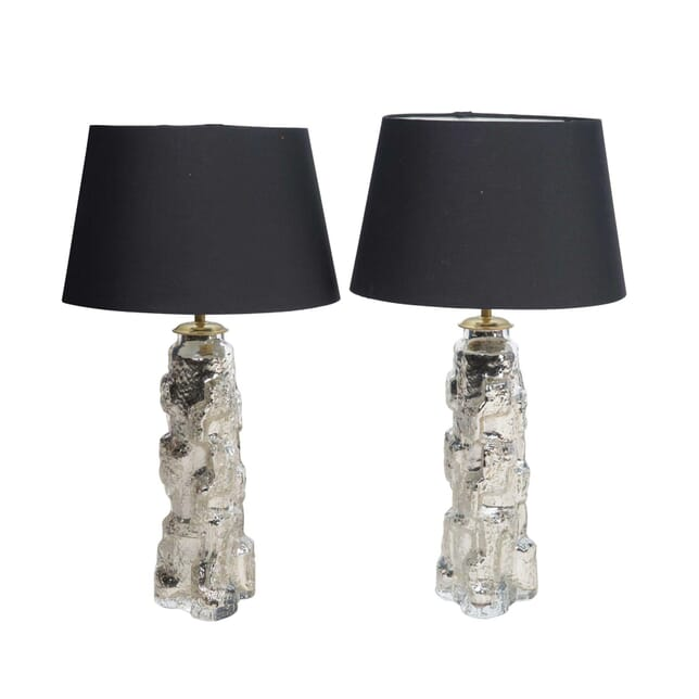 Pair of Swedish Table Lamps LT4356434