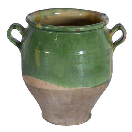 Rare Green Confit Pot DA7160127