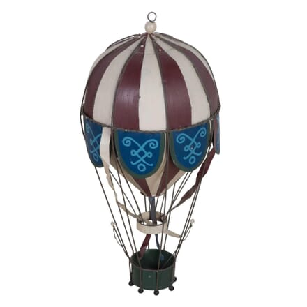 Tin Hot Air Balloon DA2811470