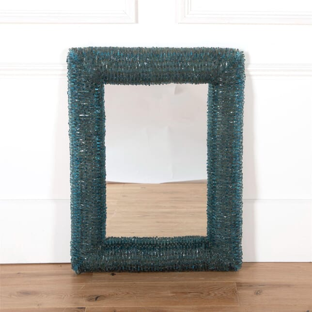 Art Glass 'Shard' Mirror MI2761146