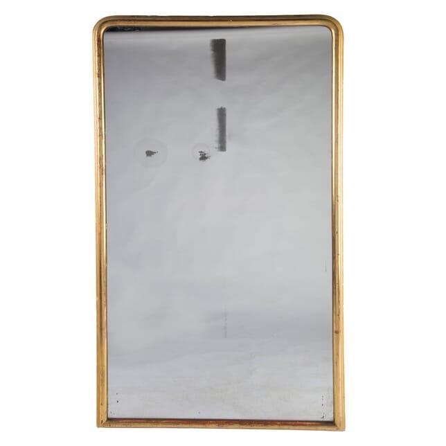 Late 19th Century French Bistro Mirror MI7155356