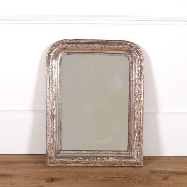 Silver Louis Philippe Mirror MI7161158