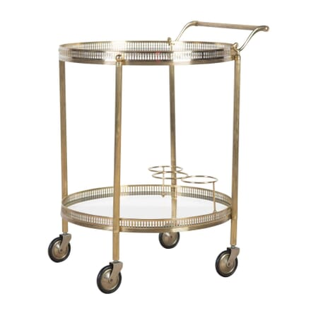 Vintage Cocktail Trolley OF1555444
