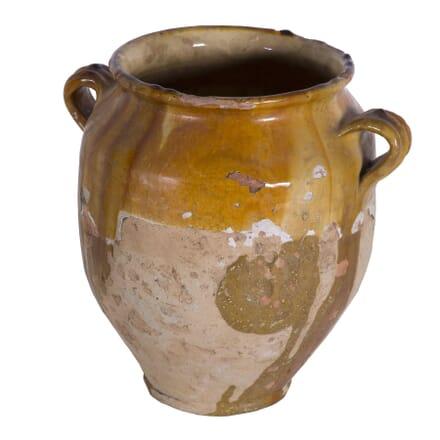 Yellow Confit Pot DA7160126