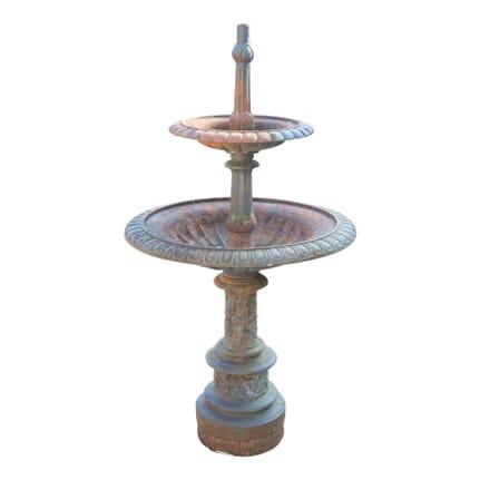 20th Century Garden Fountain GA4255368