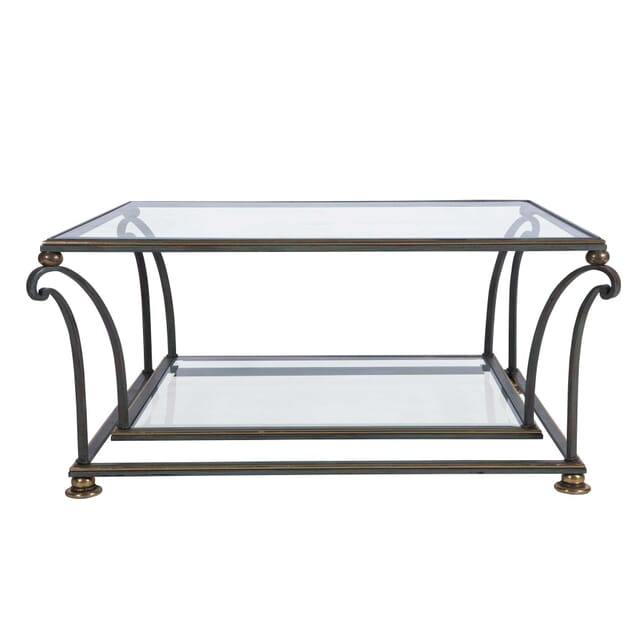 French Two Tier Coffee Table CT7359937