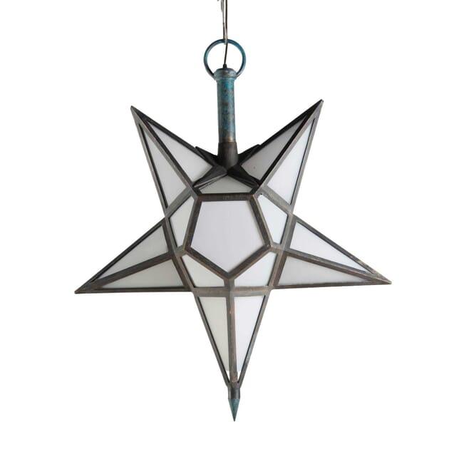 Large Star Lantern LL235198