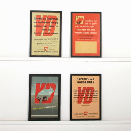 VD Posters from the Department of Health WD4861831