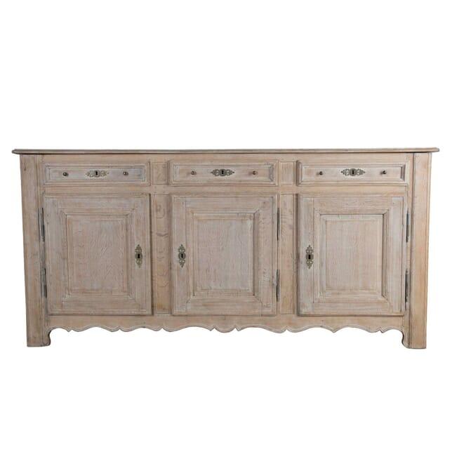 French Bleached Oak Enfilade BU0459085