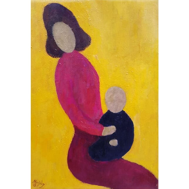 Mother & Child WD7359066