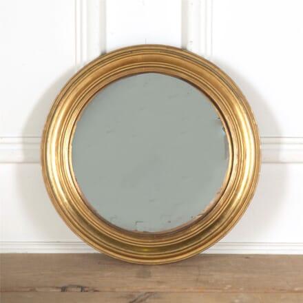 Round Convex Mirror MI157708