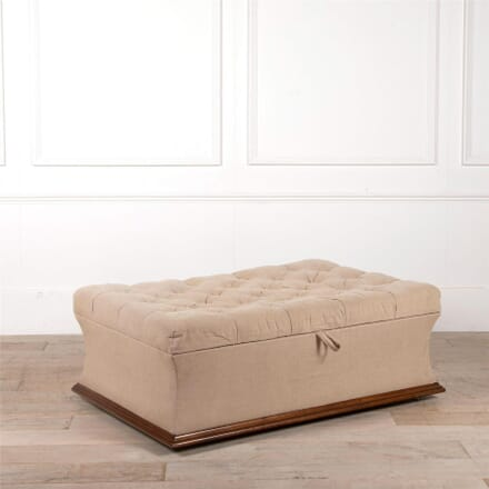 An Exceptionally Large Victorian Ottoman ST2562578