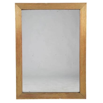 18th Century Reeded Mirror MI0113439