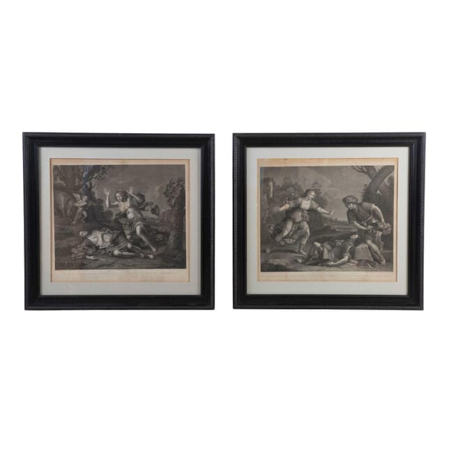 Late 18th Century Engravings WD5113244