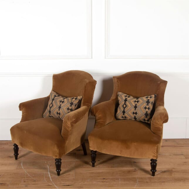 French Armchairs CH6361277