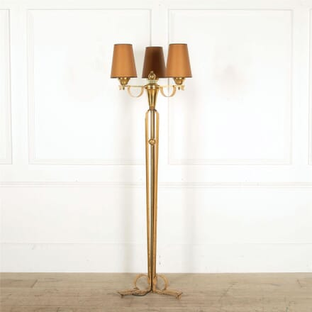 Late Art Deco Floor Lamp LF307606