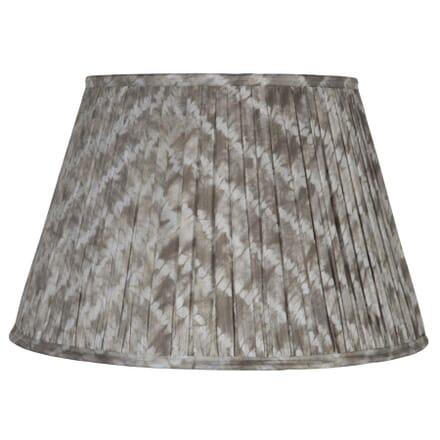 45cm Grey Silk Lampshade LS6659420
