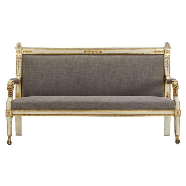 19th Century Italian Sofa SB0660606