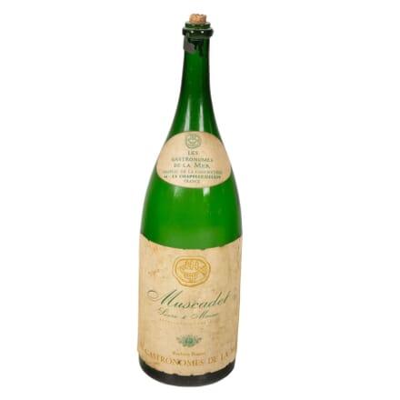 Large Champagne Bottle DA7260792