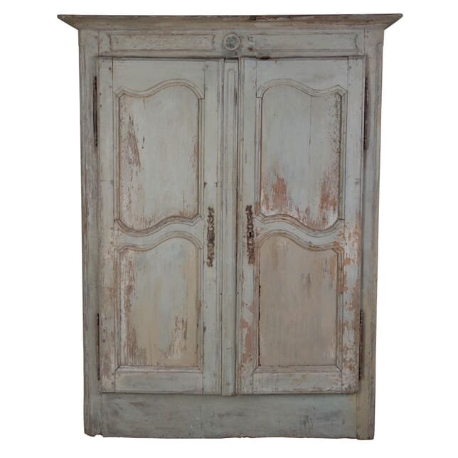 French Armoire Original Paint c 1750 CU449722