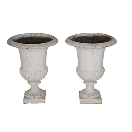 PAIR OF FRENCH URNS GA1212710