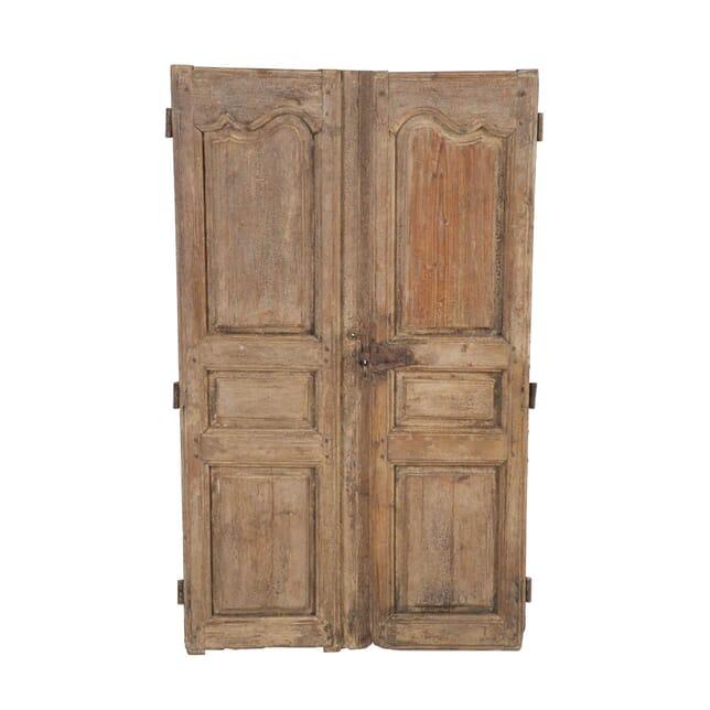 18th Century Armoire Doors DA5113560