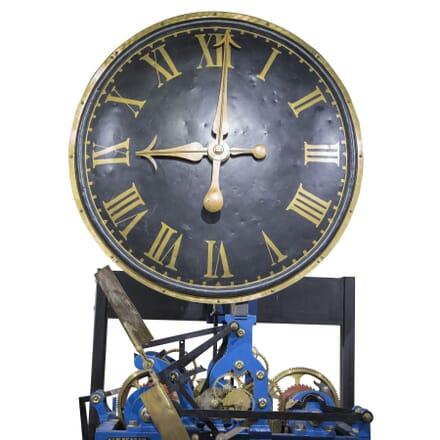London Made Turret Clock DA7260196