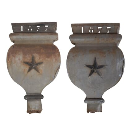 Pair of Rain Hod Lamps LW137743