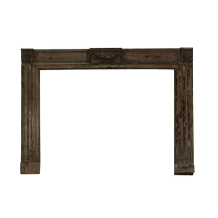 19th Century French Fire Surround OF110015