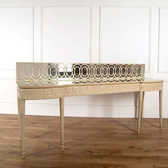 1920's Italian Mirrored Console Table CO2862061