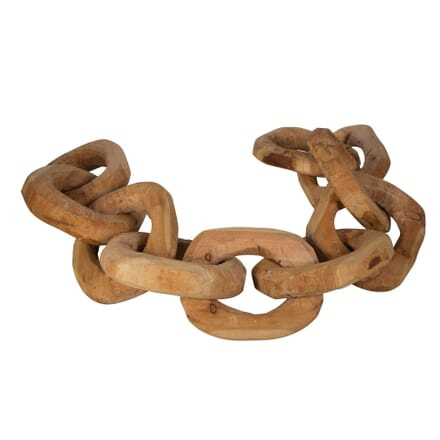 Carved Linked Chains DA2357135