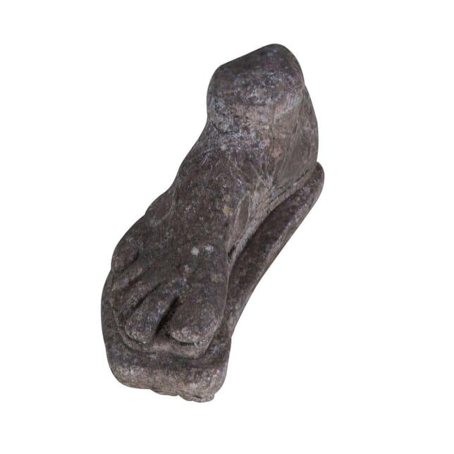 Statue of Foot DA1356243