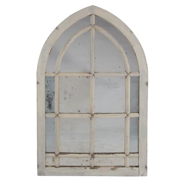 Arched Window Mirror MI155687