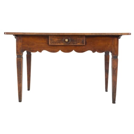 18th Century Provencale Writing Table TS1711072