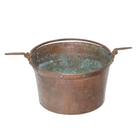 Small Copper Vat GA9955604