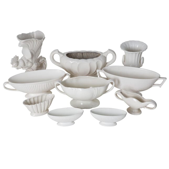 Collection of Constance Sprye Flower Vases DA138725