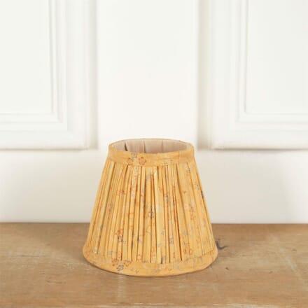 15cm Yellow Silk Lampshade LS6661386
