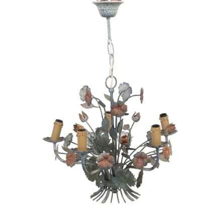 Painted Tole Chandelier LC1312092