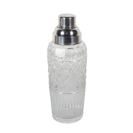 Val Saint Lambert Crystal Cocktail Shaker DA5860915