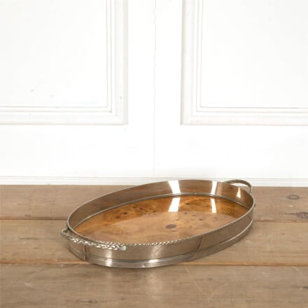 Burr Maple Cocktail Tray DA157717