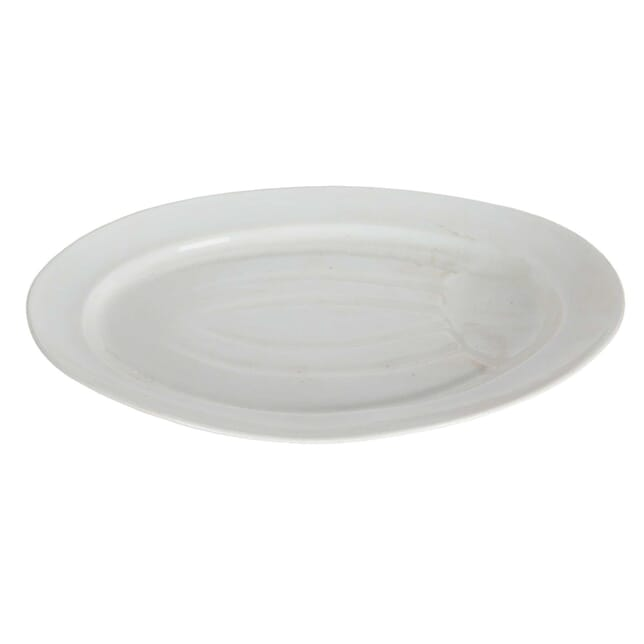 French Meat Plate With Gravy Bowl DA4458660