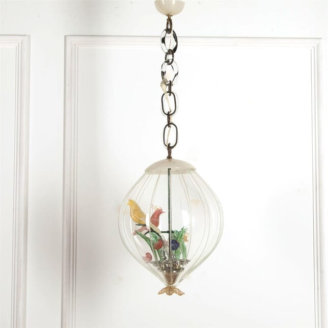 Archimedes Crystal Sphere Light LC537245